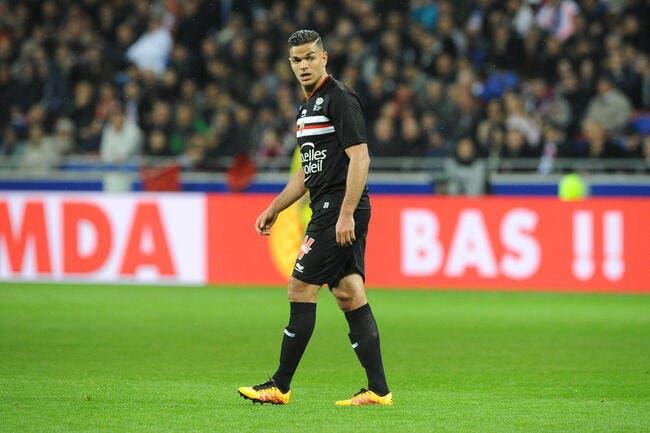 Nice : Le banc du Barça, Ben Arfa n'est pas intéressé