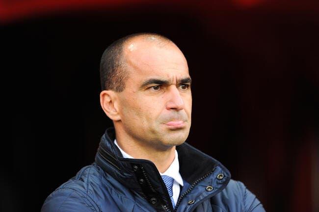 Officiel: Everton vire Roberto Martinez