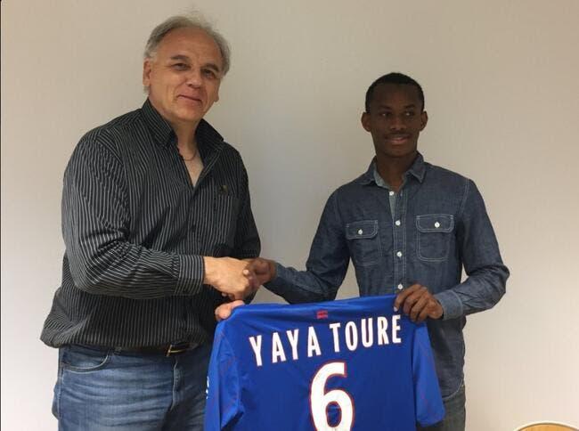 Officiel: Yaya Touré signe à Caen