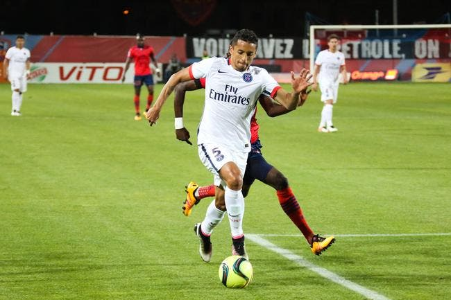 PSG : Marquinhos n'en peut plus du banc de touche