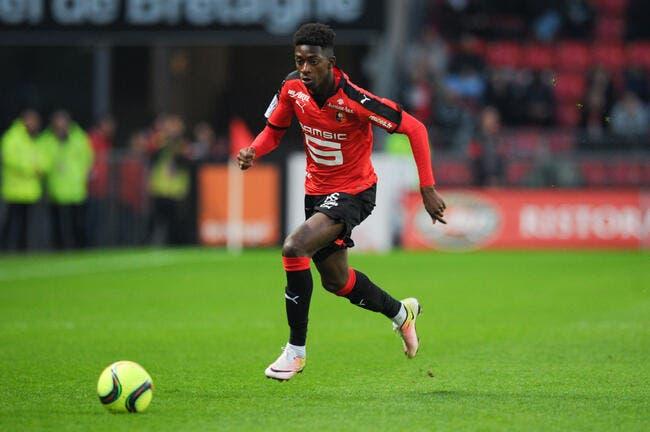 Rennes : Les supporters ont pu apprécier Dembélé, qu'ils s'estiment heureux