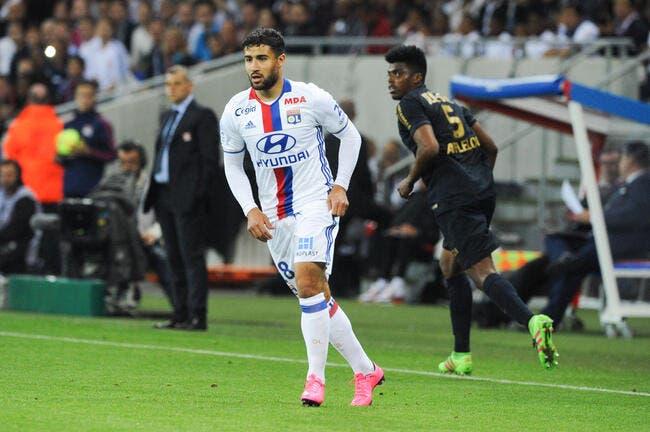 OL : Fékir débutera le match à Reims