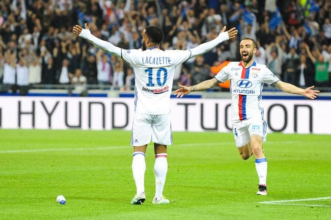 OL : Lyon dit 50, Lacazette répond : ça me tente !