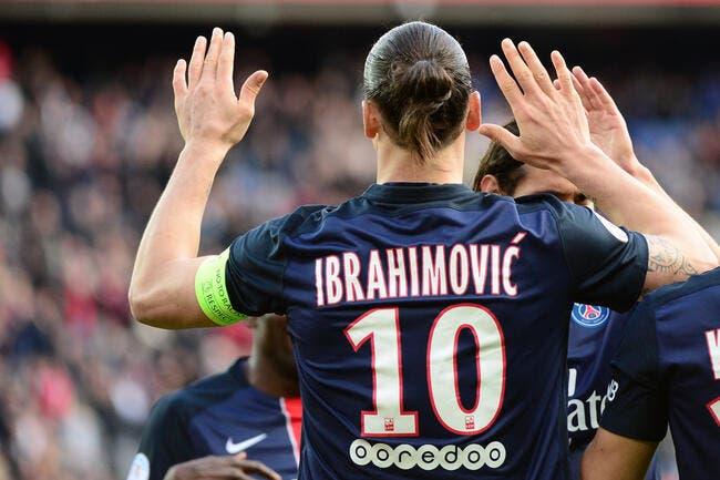 PSG: Ibrahimovic confirme son départ!