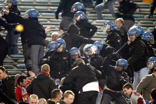 Euro 2016 : Hooligans russes et anglais se donnent rdv à Marseille !