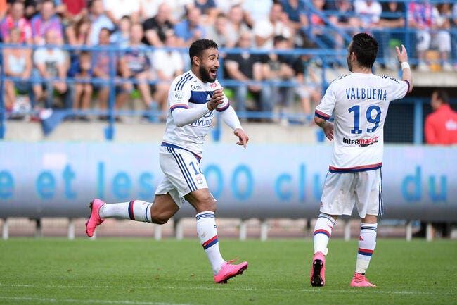 OL : Lyon prêt à vendre Fékir et Valbuena pour Ben Arfa ?