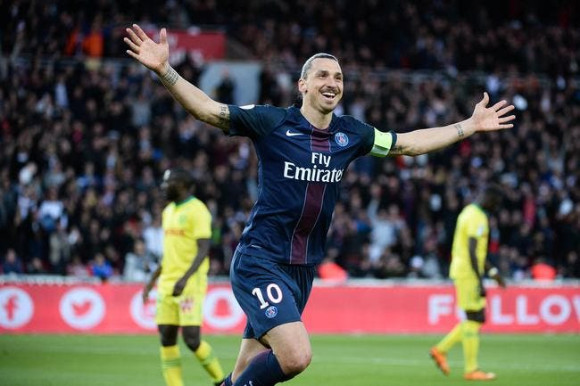 PSG - FC Nantes : 4-0