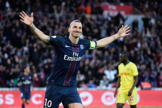 PSG : Ibrahimovic égale Bianchi, Paris passe la barre des 100