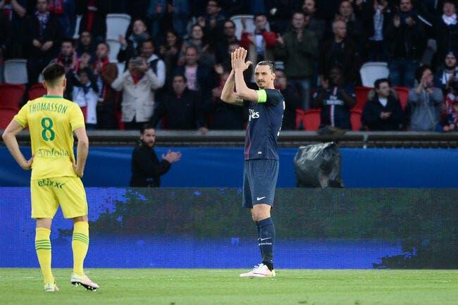PSG: Le comportement d'Ibrahimovic jugé écoeurant