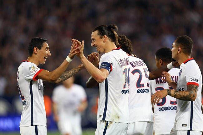 PSG : Les records, ce n'est pas que pour Ibrahimovic