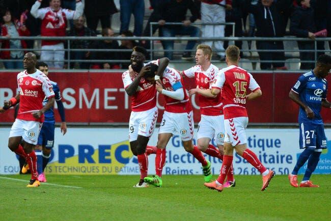 Reims - OL : 4-1