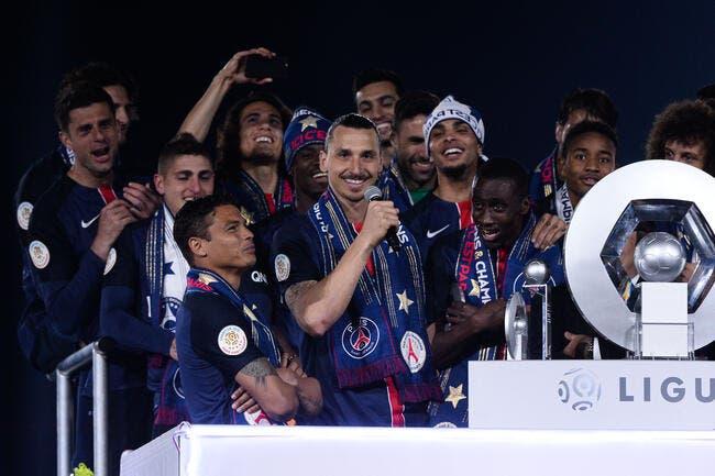 PSG : Pierre Ménès a la larme à l'oeil pour Ibrahimovic
