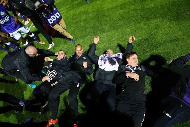 TFC: La causerie de Dupraz avant le match du maintien donne des frissons