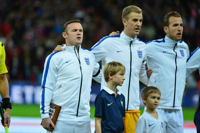 Angleterre : Hodgson dévoile une liste de 26 pour l'Euro 2016