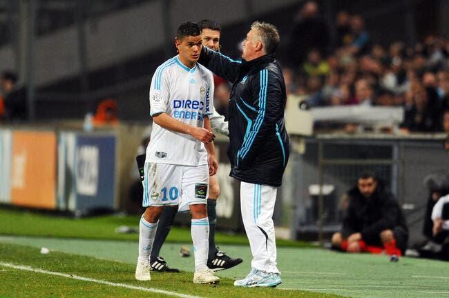 Anigo pense savoir pourquoi Deschamps a zappé Ben Arfa