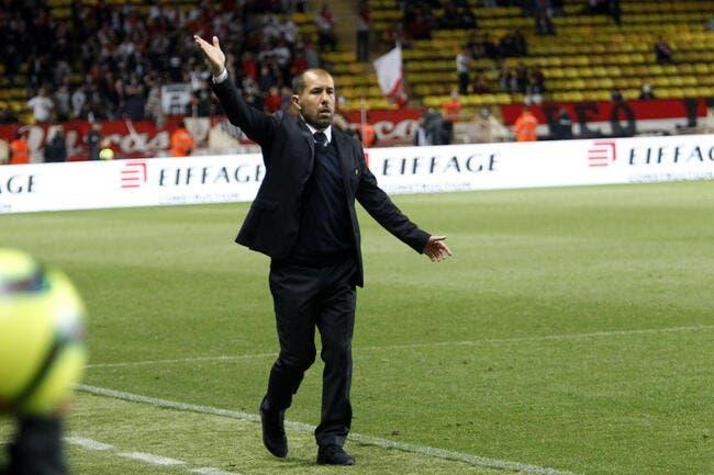 Jardim viré de Monaco, c'est 6ME en moins dans les caisses