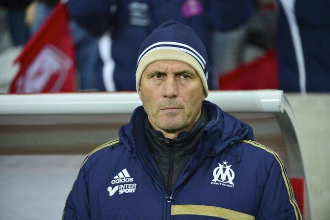OM : Elie Baup a la clé pour redonner le sourire à Marseille