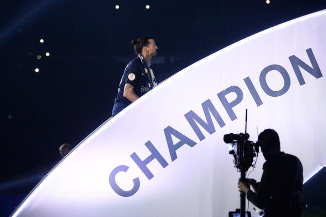 PSG : Dieu Zlatan est parti, mais Paris sera encore plus fort
