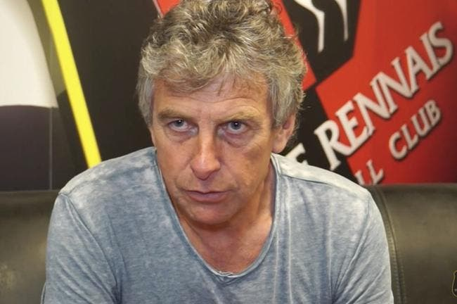 Christian Gourcuff veut ramener Yoann et Rennes vers le sommet