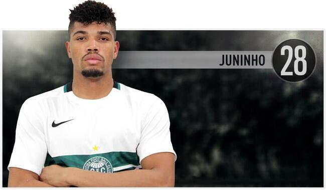 OL: Il est Brésilien, s'appelle Juninho et Lyon le veut!