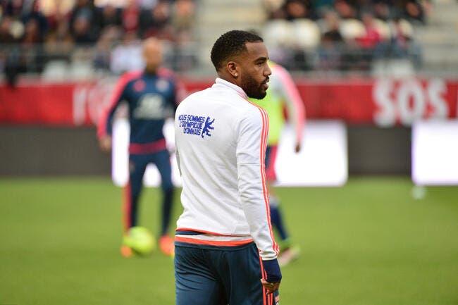 OL: Lyon repousse une offre de 40 ME pour Lacazette!