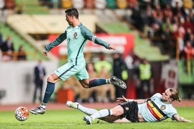 Portugal: Avec Eder, Lopes et Cristiano Ronaldo, sans Bernardo Silva