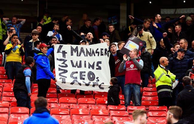 Aston Villa vendu à des Chinois ?