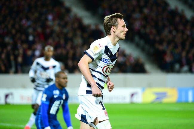 Bordeaux: Non conservé, Chantôme envoie balader la Premier League