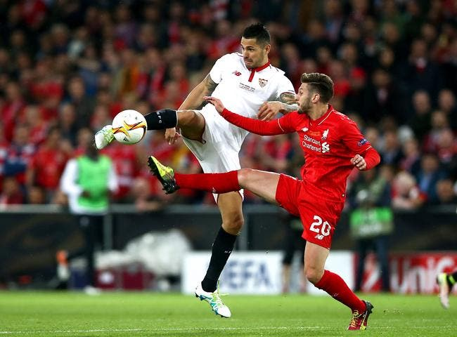 Liverpool - FC Séville : 1-3