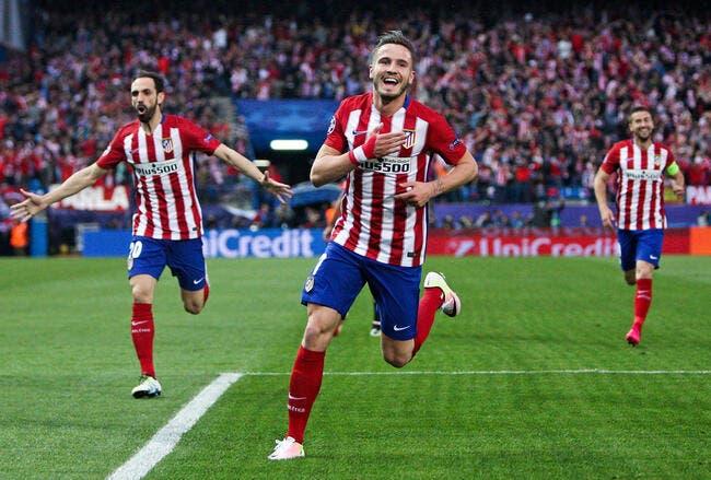 Officiel: L'Atlético Madrid prolonge sa pépite Saul Niguez