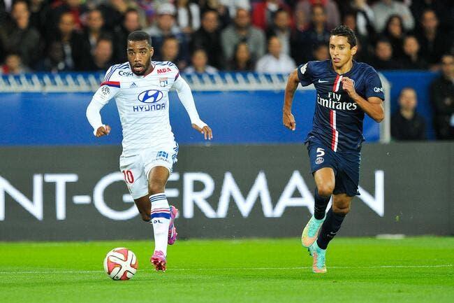OL : Il n'y a eu aucune offre du PSG pour Alexandre Lacazette !