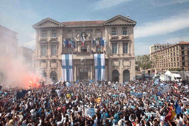 OM : Marseille remballe son défilé en cas de victoire face au PSG