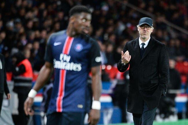 PSG : Aurier accusé d'avoir massacré la saison du Paris SG