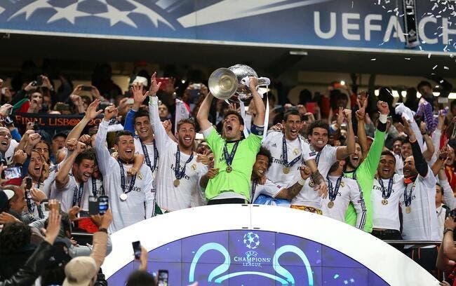 Real: Ils veulent effacer 5 titres européens des Merengue!