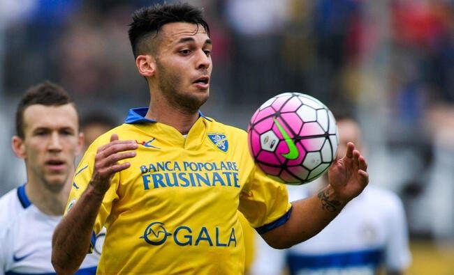 Serie A : Une expulsion truquée pour faire gagner des parieurs ?