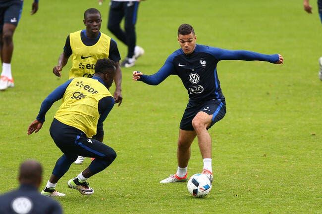Ben Arfa régale lors de l'entrainement des Bleus