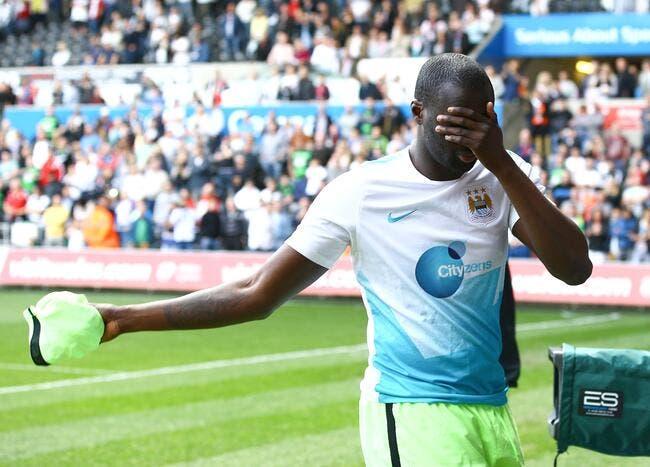 City: Yaya Touré s'annonce proche de l'Inter