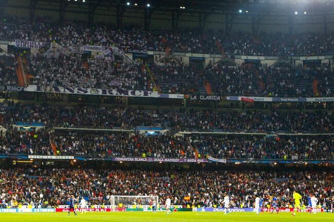 Liga: Des stades pleins à la télé, ou c'est l'amende!