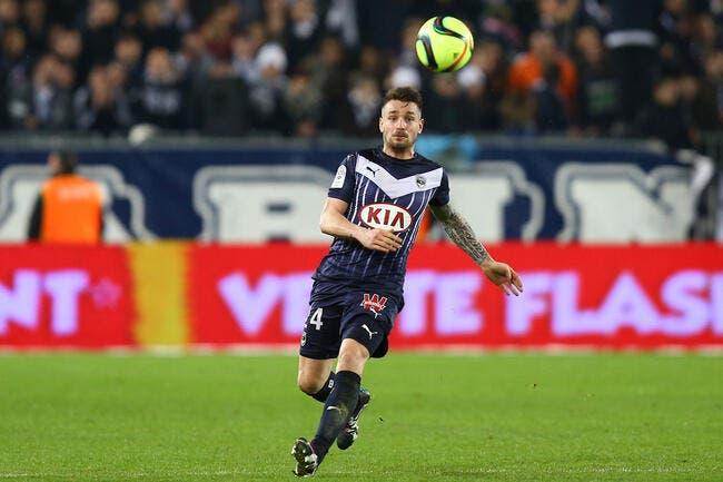 Bordeaux : Les Girondins tournent autour d'une cible de l'OL
