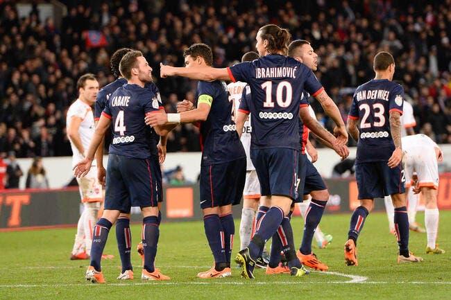 PSG: Ibrahimovic, Cabaye s'inquiète pour Paris et la L1
