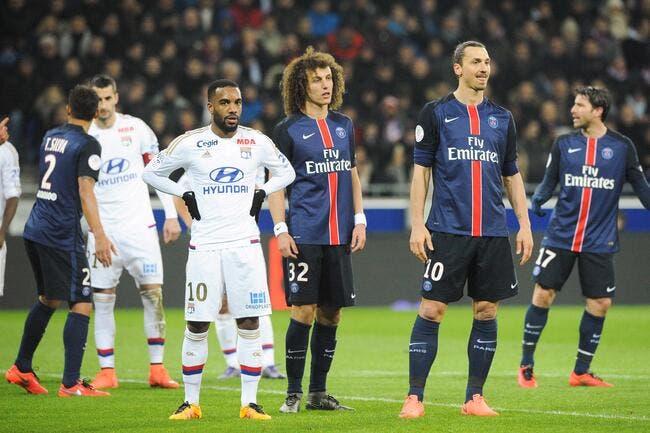 PSG : « Pour remplacer Ibrahimovic, Lacazette c'est pas mal »