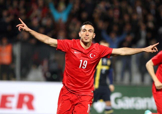 Turquie: Erding dans la liste élargie pour l'Euro 2016