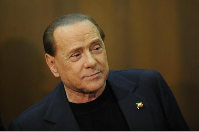 Milan: Berlusconi fait la pire des menaces à ses joueurs!
