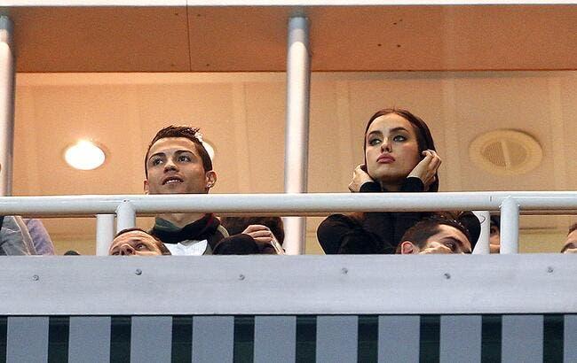Real: Cristiano Ronaldo et Irina Shayk, l'anecdote d'Ancelotti