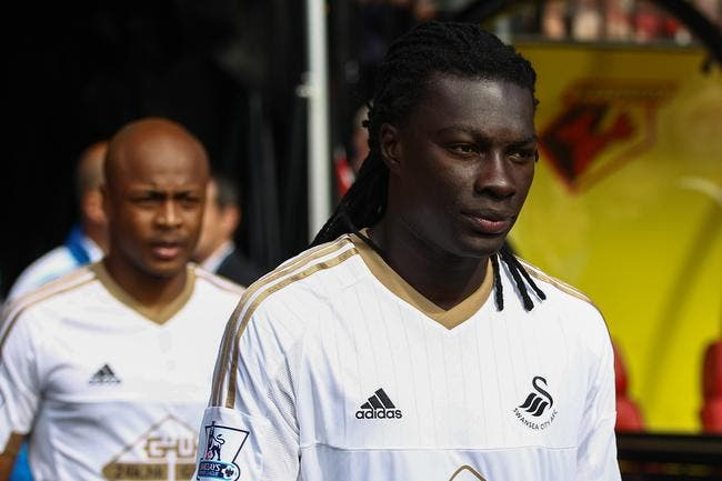 Swansea: Le duo Ayew-Gomis sur le départ?
