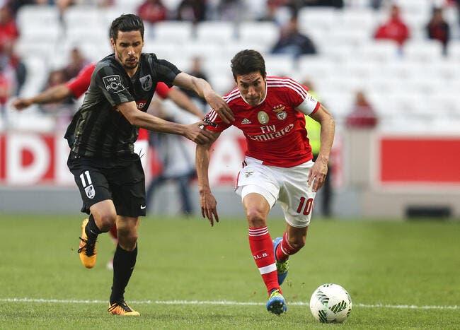 Accord Atlético-Benfica à 25 ME pour Gaitan