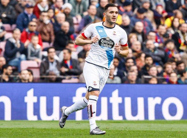 ASM : Monaco n'est pas candidat pour Lucas Pérez !