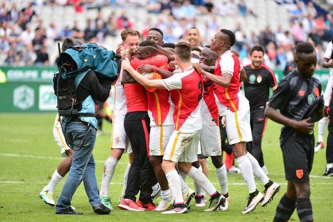 Gambardella: Mbappe fait triompher Monaco