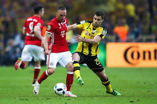 Le Bayern remporte la Coupe d'Allemagne aux tirs au but