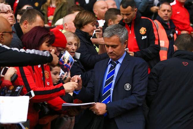 Man Utd : Pour Mourinho, ce n'est plus qu'une question d'heures